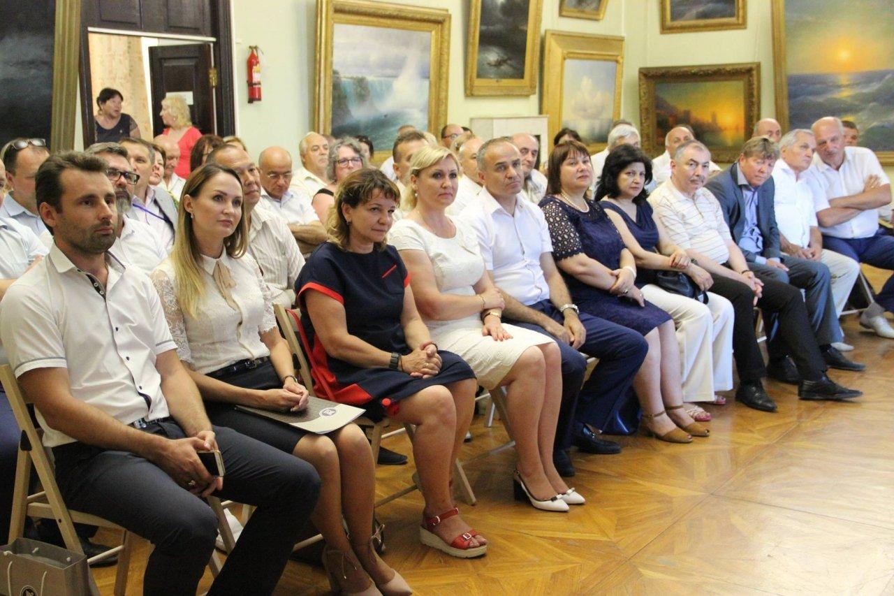 Фото презентации альбома о жизни Айвазовского #1091