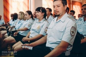 300-летие полиции в Феодосии #12243