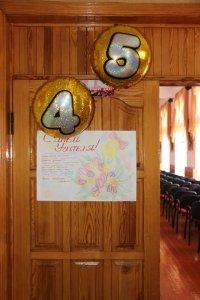 Фото празднования 45-летия школы №17 в Феодосии #5301