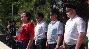 Фото принятия присяги в Краснокаменке #402