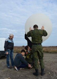 Фото соревнований по запуску парашютов в Феодосии #5318