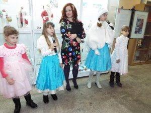 Фото выставки «Дед мороз из нашего детства» в Феодосии #6470