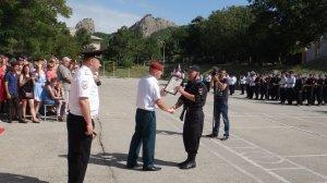 Фото принятия присяги в Краснокаменке #398