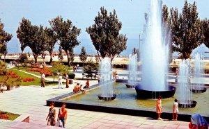 Светомузыкальный фонтан. Старая Феодосия #7416