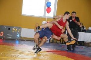 Открытый турнир по греко-римской борьбе в Феодосии #6844