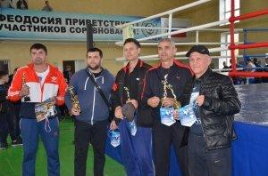 Фото XXI Республиканского турнира по боксу памяти Ефимова В.Ф в Феодосии #5699