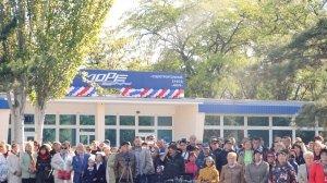 Открытие памятника корабелам, Приморский #14277