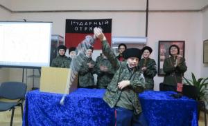 В Феодосии установили памятную доску 100-летия Русского Исхода #15407