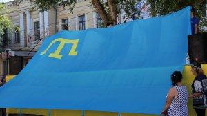 День крымскотатарского флага #15065