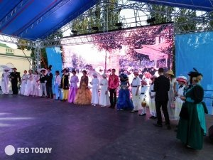 Фото акции БЕЛЫЙ ЦВЕТОК в Феодосии #4921