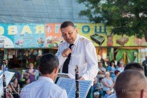 Фестиваль военных оркестров в Феодосии #12785