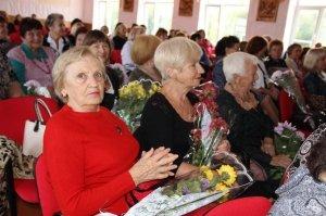 Фото празднования 45-летия школы №17 в Феодосии #5298