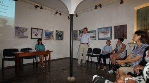 Фото презентации книги Юнге в Феодосии #4672