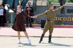 Фото митинга в честь 90-летия ДОСААФ России #2701