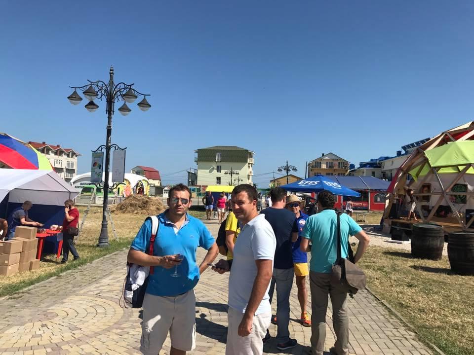 Фото винного фестиваля в Коктебеле #496