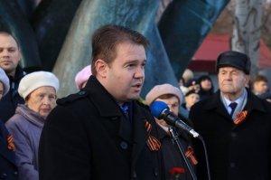 Фото митинга в память о Керченско-Феодосийском десанте #6487