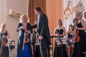 Фото фестиваля «Музыкальное созвездие Айвазовского» #534