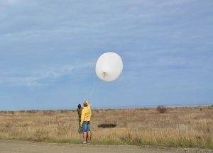 Фото соревнований по запуску парашютов в Феодосии #5319