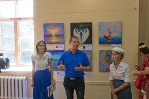 Фото выставки «Ангелы, к которым можно прикоснуться» в Феодосии #3868