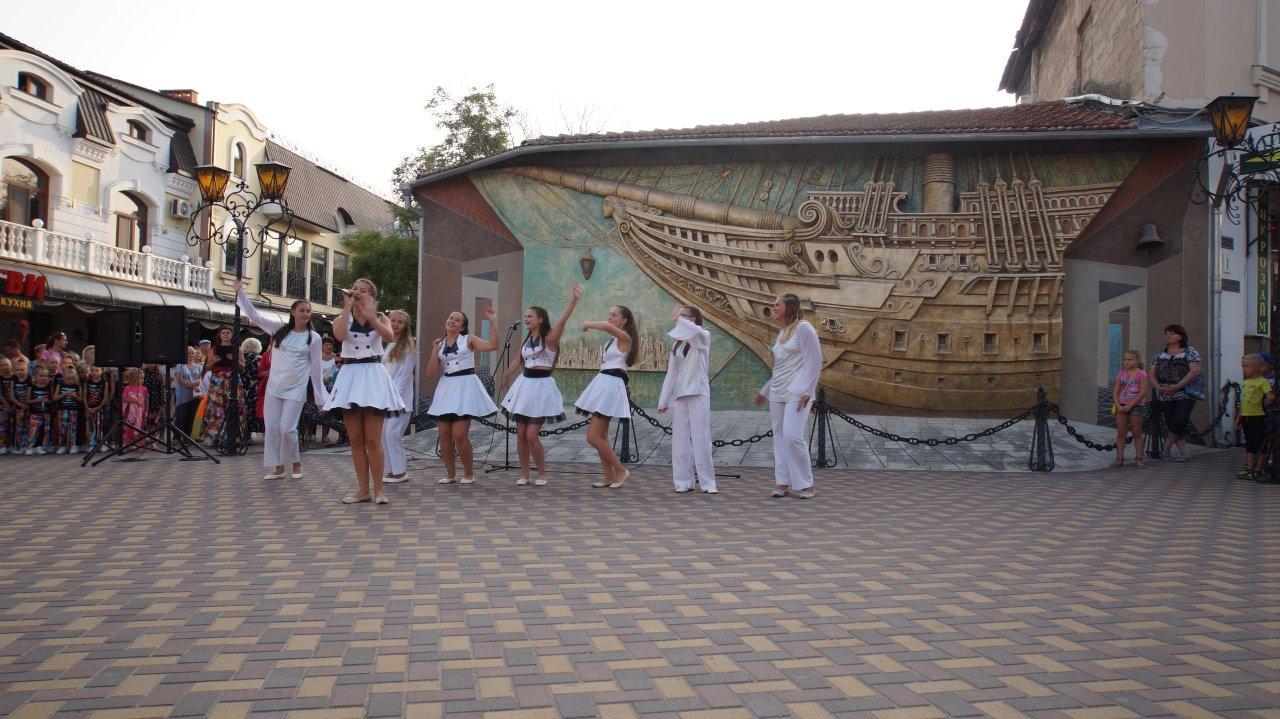 Фото фестиваля «Встречи в Зурбагане» в Феодосии #2941