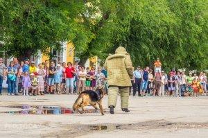 День пограничника в Феодосии #11679