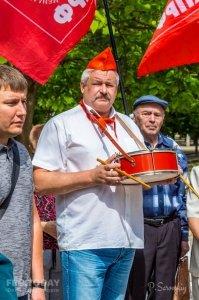 96-летие Всесоюзной пионерской организации Ленина #11306