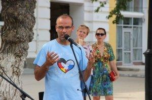 Фото визита участников автопробега Берлин—Москва в Феодосию #2338