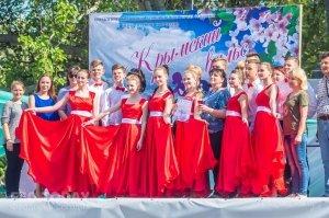 «Крымский вальс» в Феодосии #9884