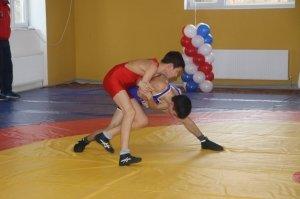 Открытый турнир по греко-римской борьбе в Феодосии #6836