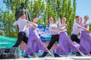 «Крымский вальс» в Феодосии #9887
