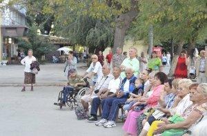 Фото концерта в Феодосии ко Дню флага и герба Крыма #4312