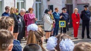 Открытие автомотошколы в Феодосии #8010