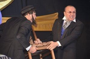 Фото юбилейного представления Феодосийского театра драмы и музкомедии #5778