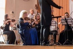 Фото фестиваля «Музыкальное созвездие Айвазовского» #552