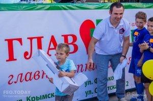 День защиты детей в Феодосии #11952