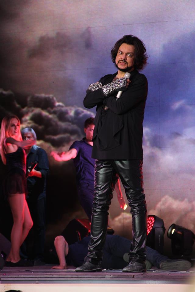 Фото концерта «Я Филипп Киркоров» в Феодосии #419