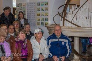 Открытие выставки «Морской пейзаж» в музее Грина #8057