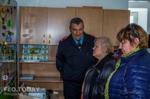 Открытие автомотошколы в Феодосии #8029