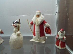 Фото выставки «Дед мороз из нашего детства» в Феодосии #6460