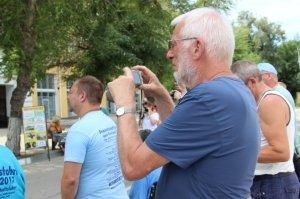 Фото визита участников автопробега Берлин—Москва в Феодосию #2334