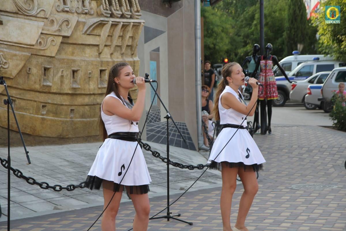 Фото фестиваля «Встречи в Зурбагане» в Феодосии #2953