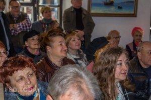 Открытие выставки «Морской пейзаж» в музее Грина #8062