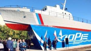 Открытие памятника корабелам, Приморский #14283