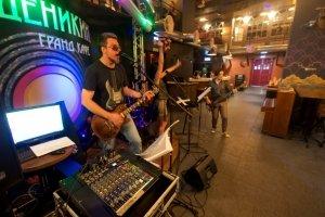 Группа GREEN в гранд-кафе «Деникин» #13881