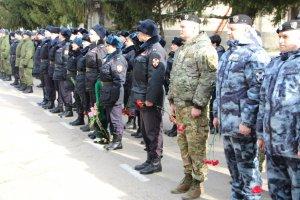 18 февраля-день памяти погибших бойцов на Майдане #14776