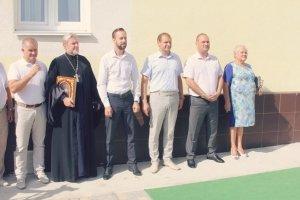 Открытие детского сада в Феодосии #13993