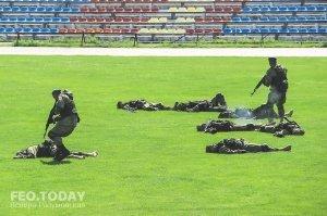 День ВДВ в Феодосии #13832