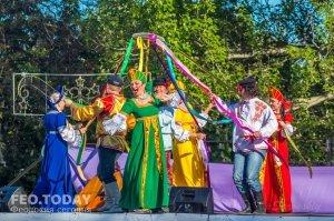 Первомайский концерт в Феодосии #9587
