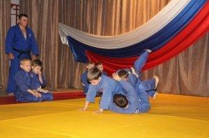 Фото фестиваля детского дзюдо Judo Kids в Феодосии #5746