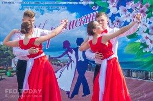 «Крымский вальс» в Феодосии #9870
